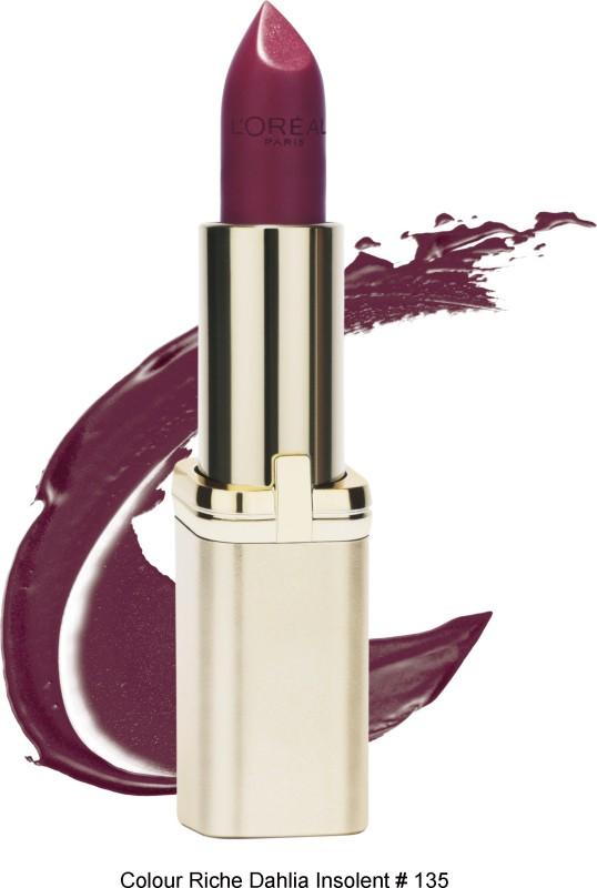 LOreal Paris Color Riche 135 Dahlia Insolent(4.7 g)