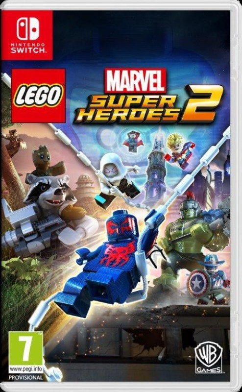 Lego Marvel Super Heroes 2(for Nintendo Switch)