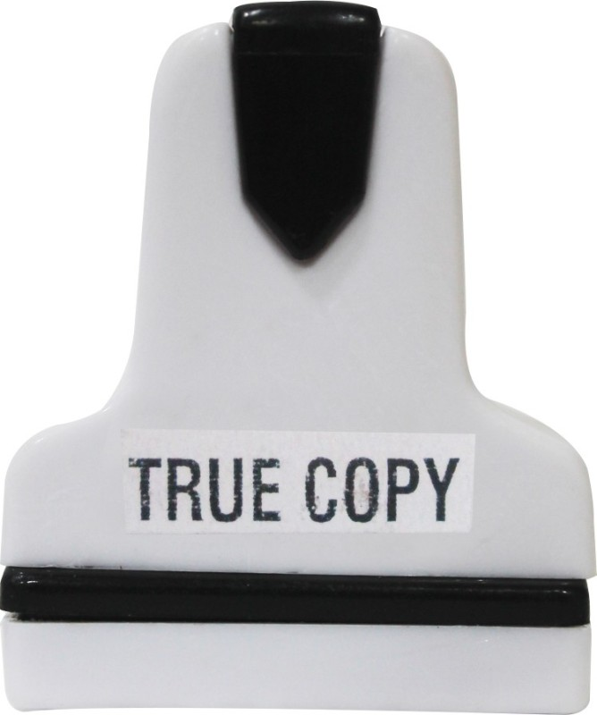 KAARTI TRUE COPY SK0682 Pre-Inked Rubber Stamp(Small, Green)