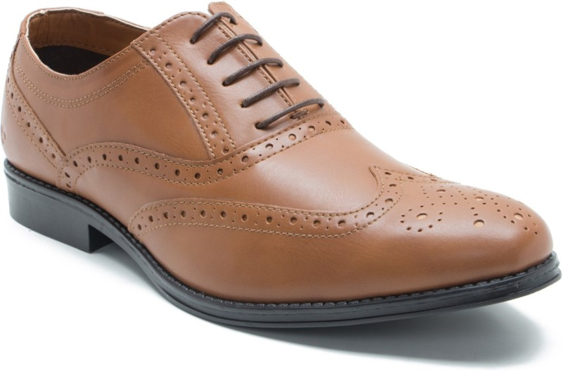 Bond Street By Red Tape BSS0023 Lace Up For Men(Tan)