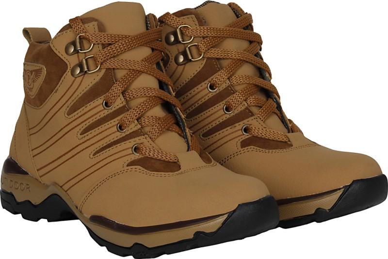Kraasa The Rock Boots(Brown)