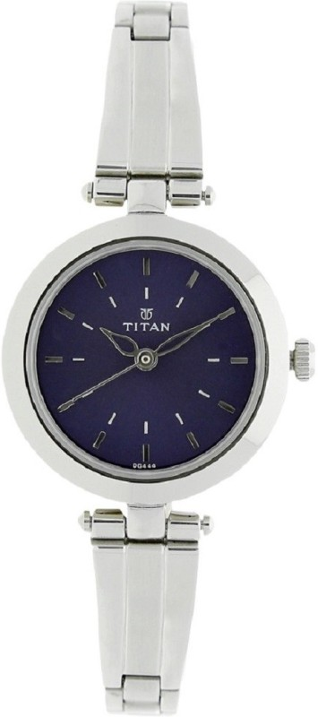 Titan NF2574SM01J Analog Watch - For Women