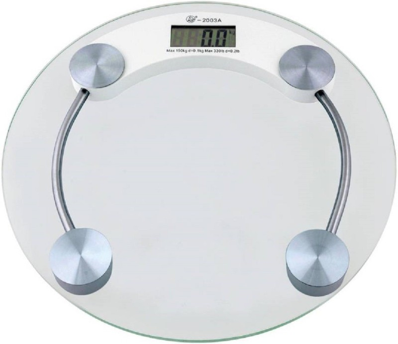 Vogue Stack WEIGHT MACHINE Weighing Scale(GLASS)