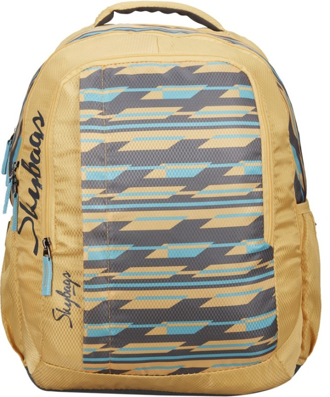 Skybags Footloose Helix 04 30 L Backpack(Yellow)