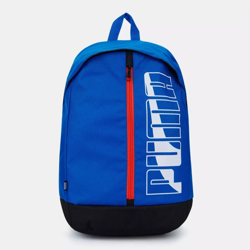 Puma Blue Pioneer II 22 L Backpack(Blue)