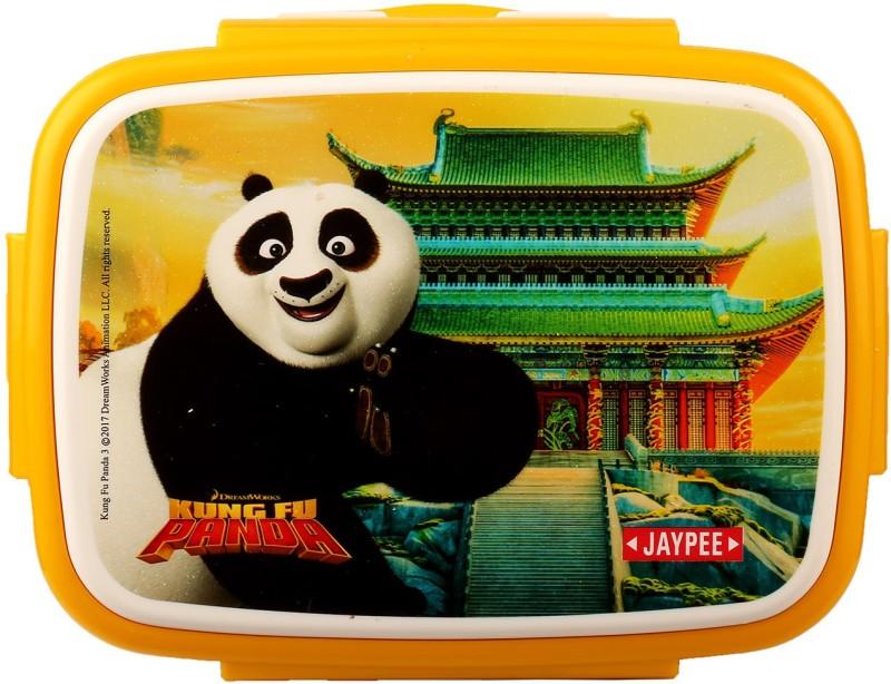 Jaypee Dino Junior Neo 2 Containers Lunch Box(550 ml)