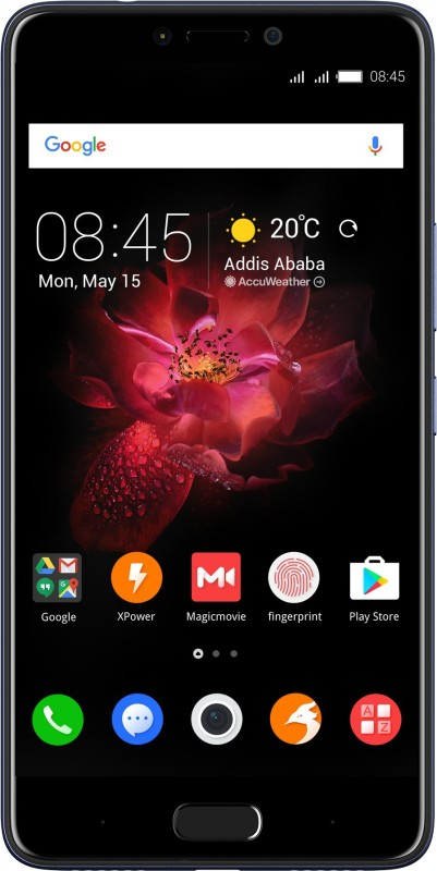 Infinix Note 4 (Ice Blue, 32 GB)(3 GB RAM)