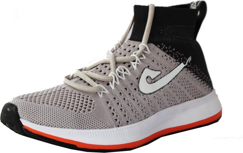 Max Air Running Shoes(Grey)