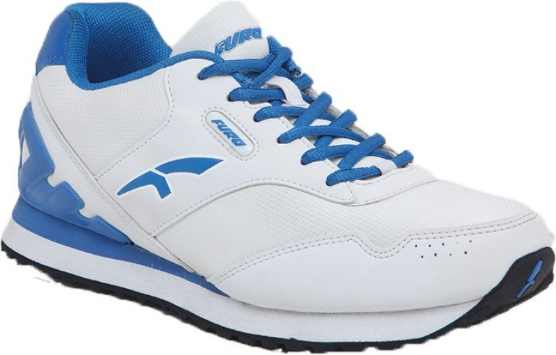 FURO by Red Chief Walking Shoes For Men(White, Blue)