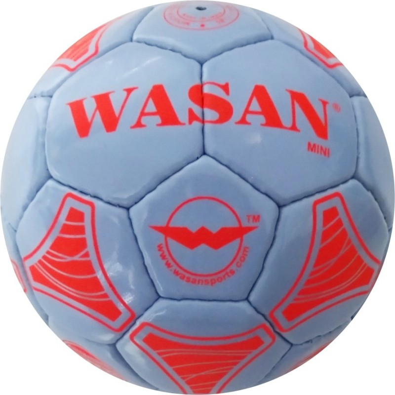 Wasan Mini Football - Size: 1(Pack of 1, Blue)