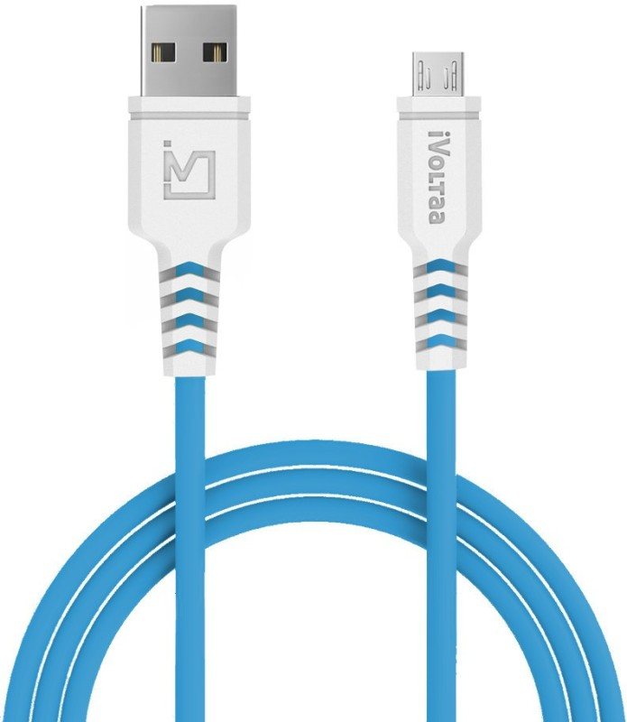 Flipkart - iVoltaa and Micromax  Cables and Chargers