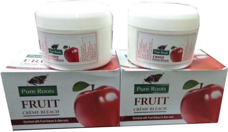 Pure Roots FRUIT BLEACH CREAM SET OF 2(224 g)