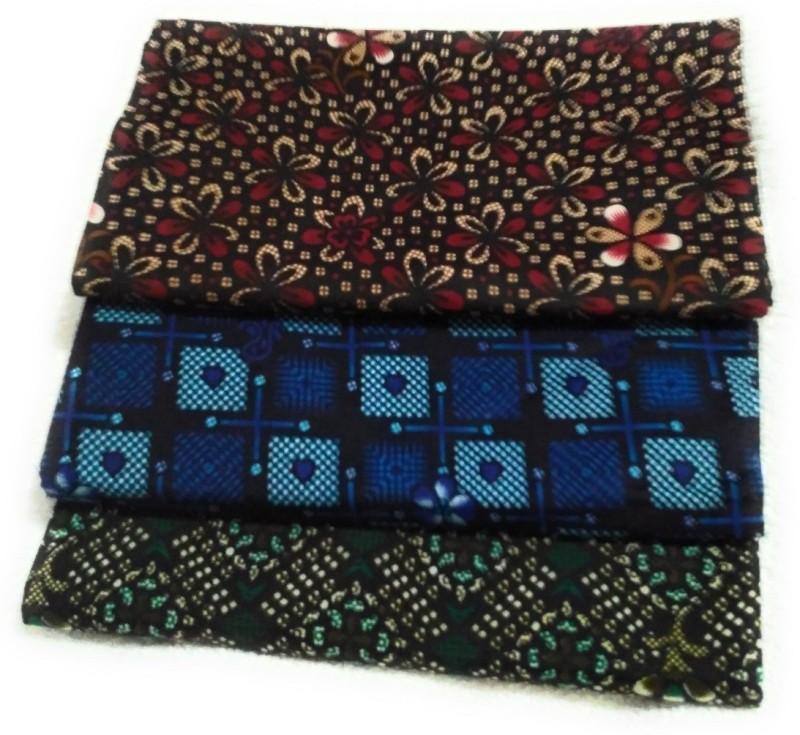 Cotton Colors Printed Multicolor Lungi