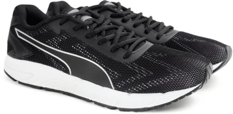 Puma Engine Running Shoes(Black)