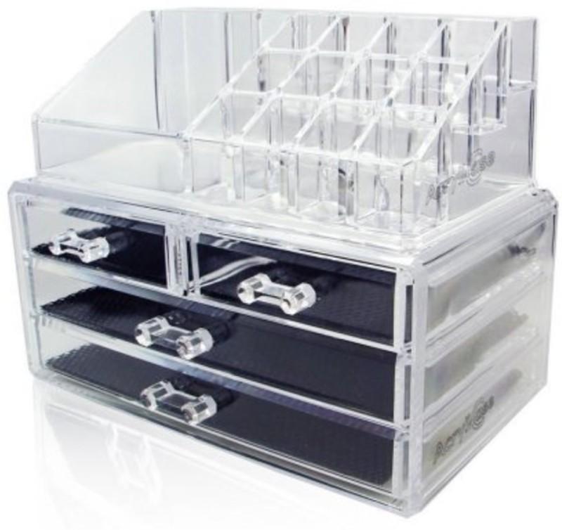 Swarish Cosmetic Storage Box(Multicolor)