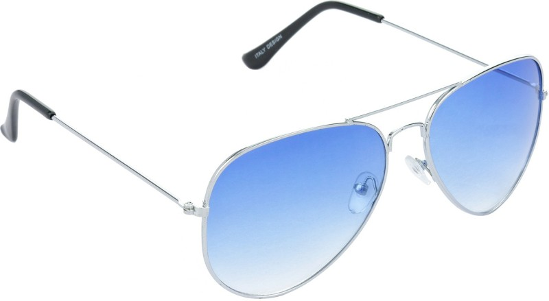 Redleaf Aviator, Wayfarer Sunglasses(Blue)