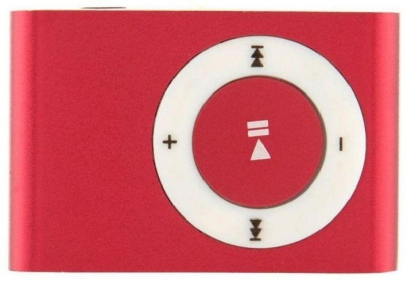 mobone G002 16 GB MP3 Player(Red, 0 Display)
