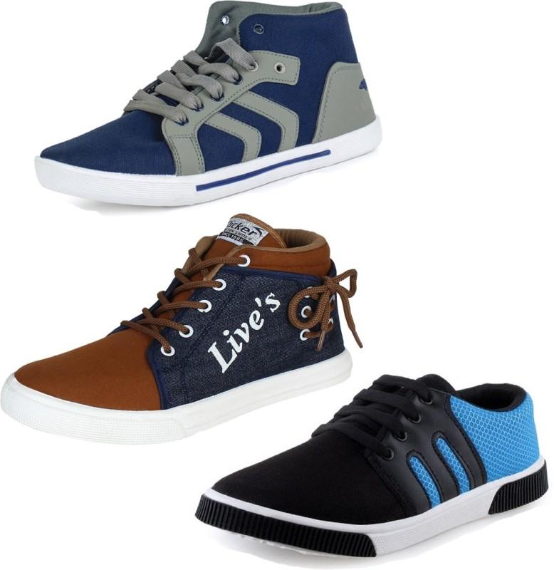 Oricum COMBO(O)-347+114+678 Sneakers(Multicolor)