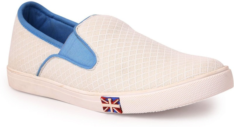 The Warship Casuals(White, Blue)