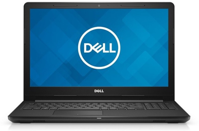 Dell Inspiron Core i3 6th Gen - (4 GB/1 TB HDD/Windows 10/2 GB Graphics) 3567 Laptop(15.6 inch, Black)