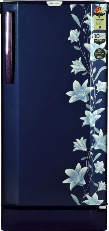 Godrej 190 L Direct Cool Single Door Refrigerator(Jasmine Blue, RD...