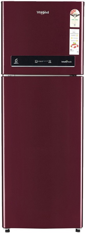 Whirlpool 265 L Frost Free Double Door 3 Star Refrigerator(Wine Alpha, NEO IF278 ELT (3S))