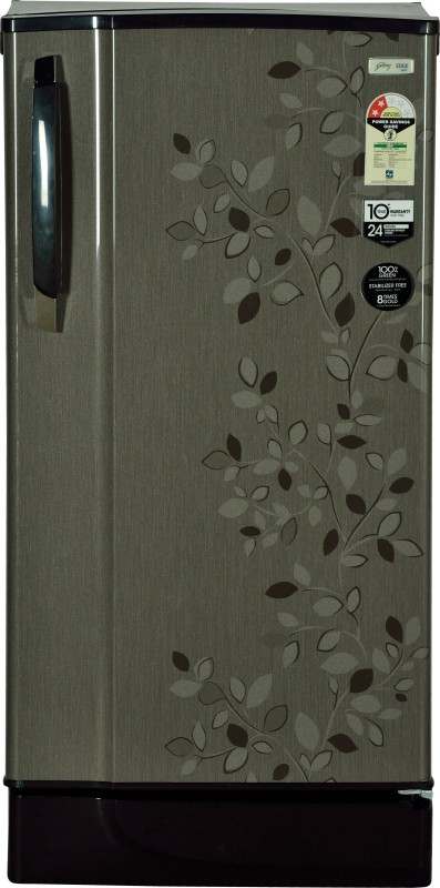 Godrej 185 L Direct Cool Single Door Refrigerator(Carbon Leaf, RD...