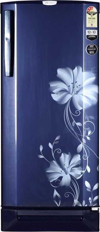 Godrej 210 L Direct Cool Single Door Refrigerator(Iris Blue, RD...