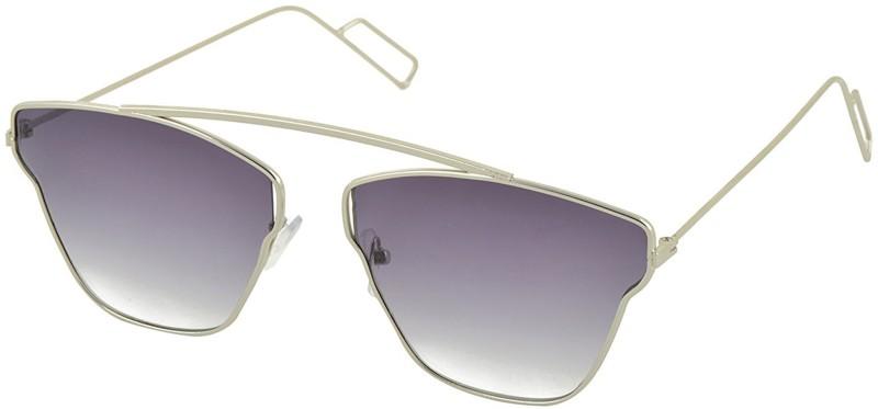 Aventus Cat-eye Sunglasses(Grey)