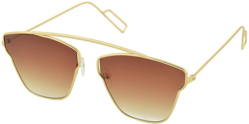 Aventus Cat-eye Sunglasses(Brown)