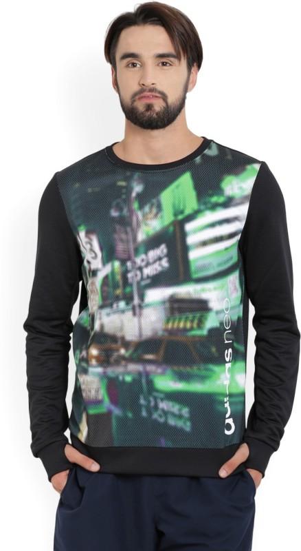 Adidas Full Sleeve Printed Mens Sweatshirt