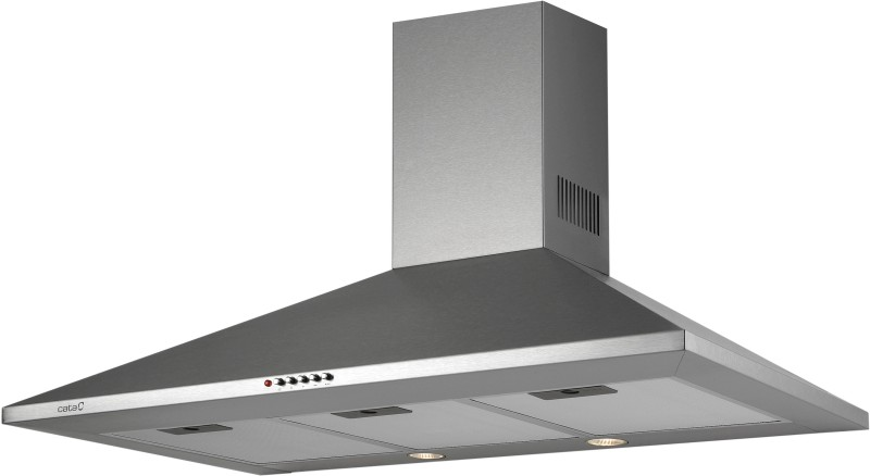 Cata Omega 60 CM Wall Mounted Chimney(Stainless Steel 1150)