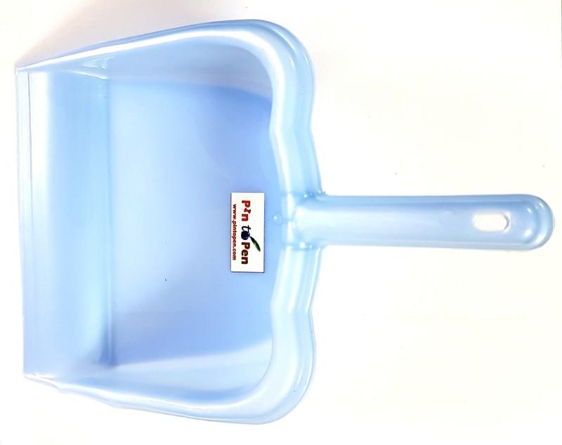 Pin to Pen Plastic Dustpan(Blue)