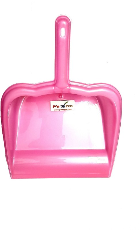 Pin to Pen Plastic Dustpan(Pink)