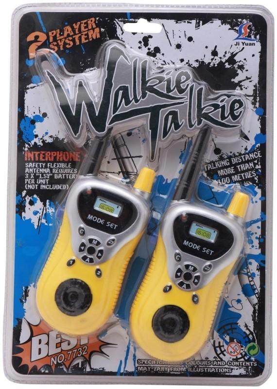 RIANZ Walkie Talkie Phone set toy for Kids Best birthday gift Radiometer( )