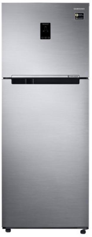 Samsung 415 L Frost Free Double Door Refrigerator(Elegant Inox, RT42M553ES8/TL)