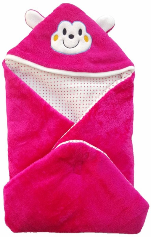 BRANDONN HOODED FOAM FILLED WELCROW STICHED SAFETY BAG Sleeping Bag(HOTPINK) HOODED FOAM FILLED WELCROW STICHED SAFETY BAG