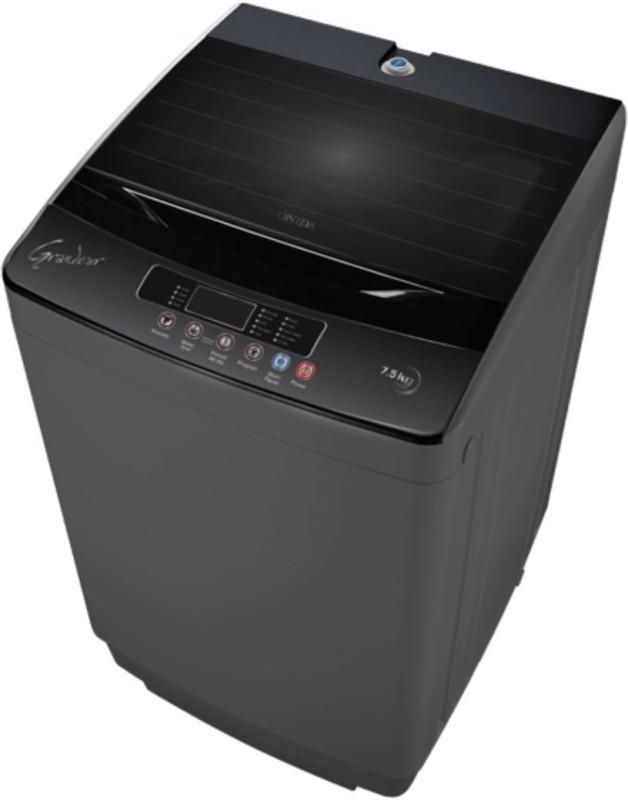 ONIDA T75GRDG 7.5KG Fully Automatic Top Load Washing Machine