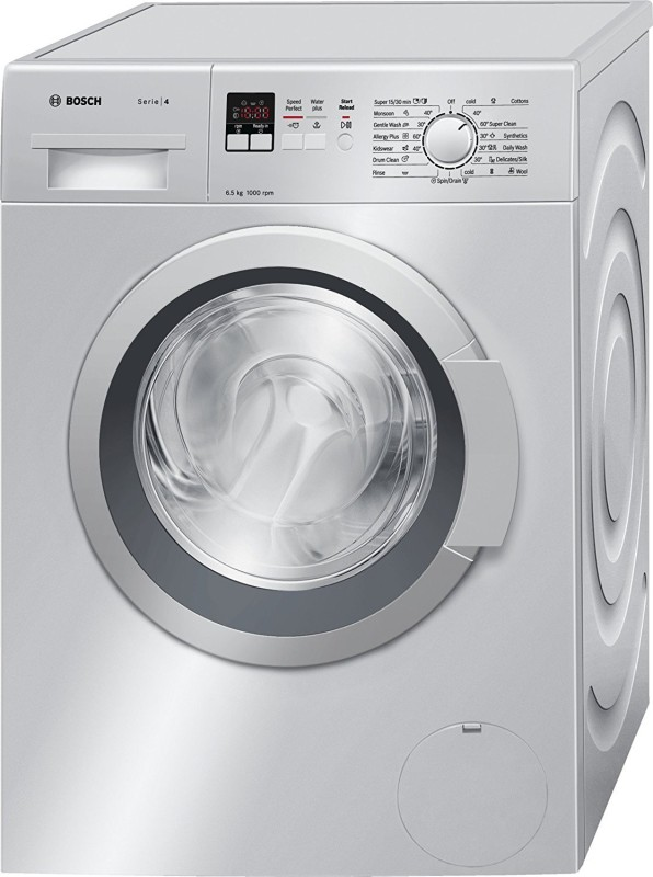 BOSCH WAK20167IN 6.5KG Fully Automatic Front Load Washing Machine