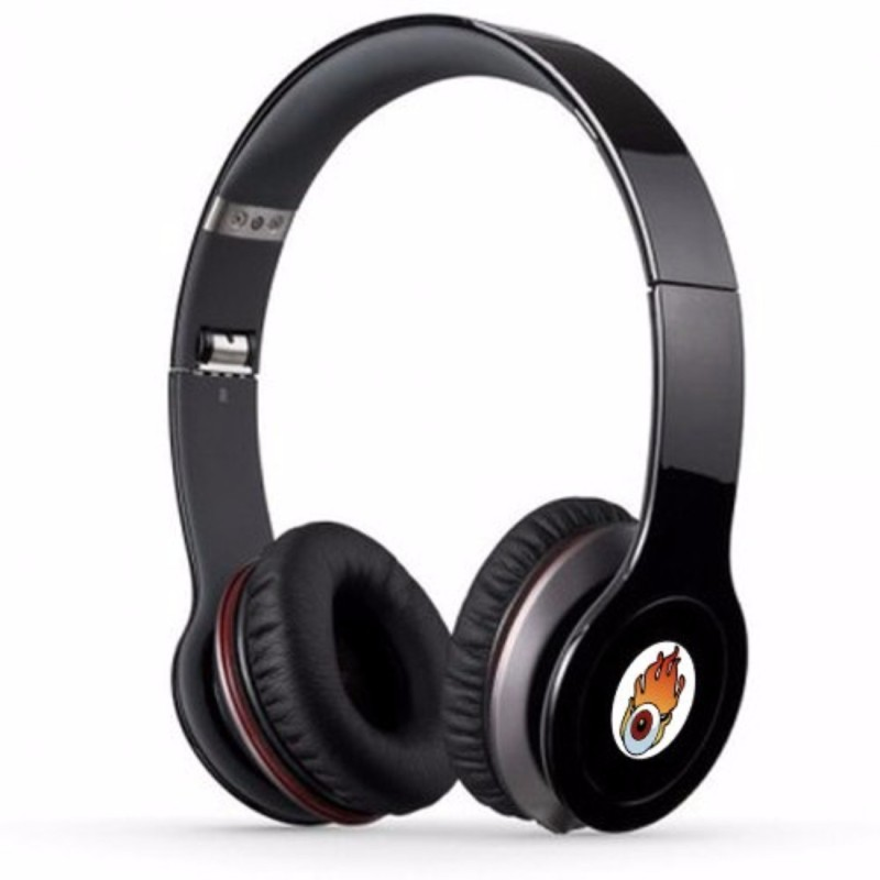 Acid Eye S-450Black Bluetooth Wired and Wireless overear headphone Smart Headphones(Wireless)