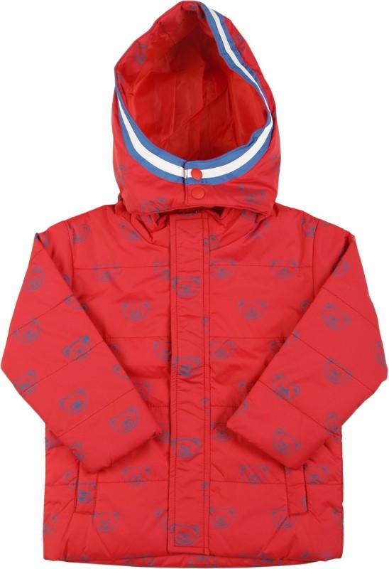 612 League Full Sleeve Printed Boys Jacket