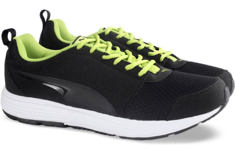 Puma Octans IDP Running Shoes For Men(Black)