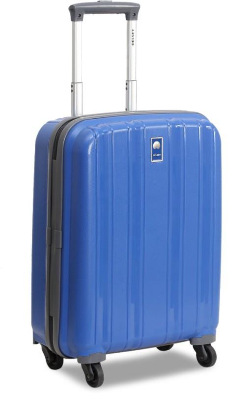 Delsey Cervin Cabin Luggage - 19 inch(Blue)