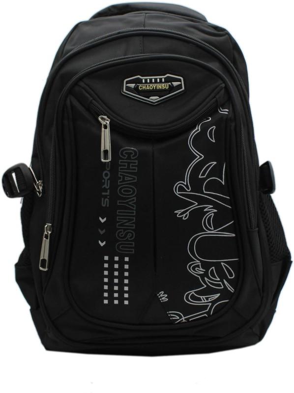 Trendy M1291 Black 5 L Backpack(Black)