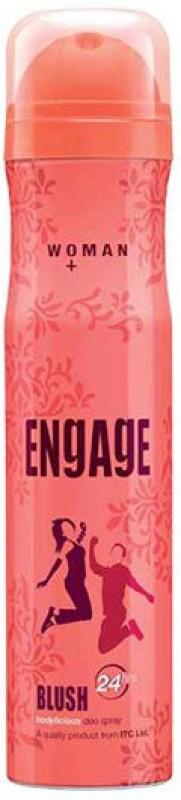 Engage Blush Deo Deodorant Spray - For Women(150 ml)