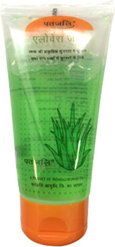 Patanjali Aloevera Gel Face Wash(150 ml)
