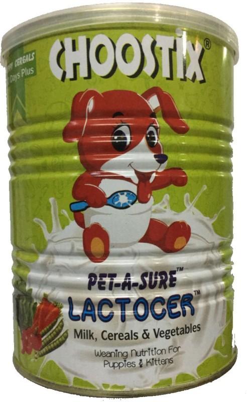 Choostix Pet A Sure Lactocer Milk, Cereals & Vegetable 400 Dry Dog Food