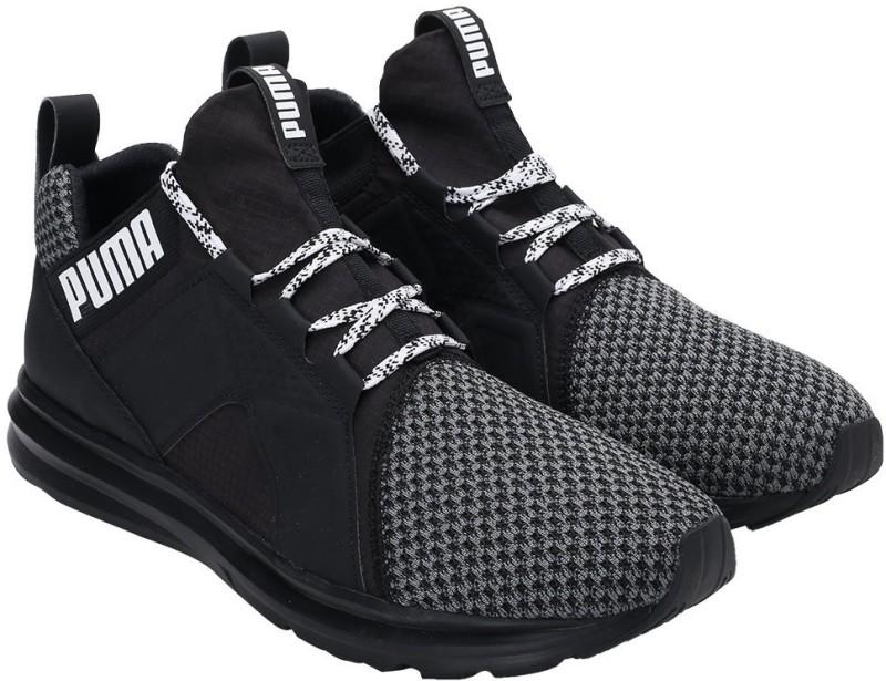 Puma Enzo Terrain Running Shoes(Grey) Enzo Terrain