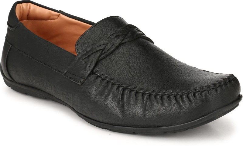 Fentacia Slip On(Black)