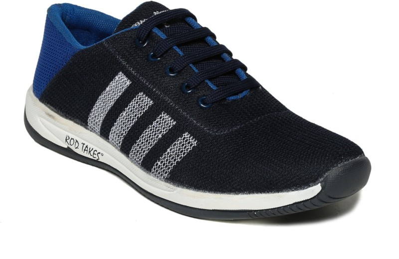 Rod Takes Black Sneaker Casual Shoes Casuals For Men(Black)